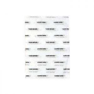 Papier de soie avec logo