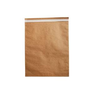 Pochette kraft brun