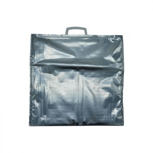 Sac plastique isotherme